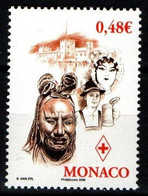 "MONACO 2006 : N° 2557 -  "" CROIX-ROUGE MONEGASQUE "" - Neuf** - - Neufs"
