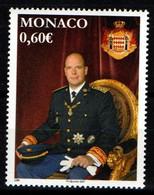 "MONACO 2006 : N° 2559 - "" SAS Le Prince Albert II De Monaco "" - Neuf** - - Neufs"