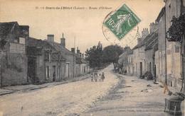 45-SAINT-DENIS-DE-L'HÔTEL- ROUTE D'ORLEANS - Andere Gemeenten