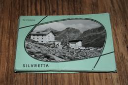 ÖSTERREICH, VORARLBERG, SILVRETTA, 12 FOTO'S  / CA. 7 X 10 CM. - Unclassified