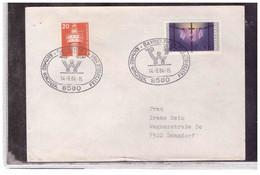 """TEM13368  -  BAYREUTH  14.8.1984   / COVER  """"R.WAGNER FESTSPIELE """" - Musik"""