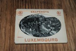 LUXEMBOURG, SNAPSHOTS, 10 FOTO'S  / CA. 7 X 9 CM. - Unclassified