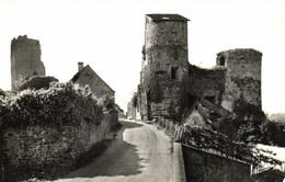 MONDOUBLEAU  Le Donjon Et Les Remparts RV - Other Municipalities