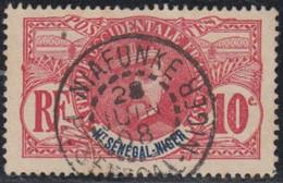Haut-Sénégal Et Niger - Niafunke Sur N° 5 (YT) N° 5 (AM). Oblitération De 1908. - Oblitérés
