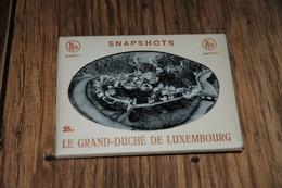 LE GRAND-DUCHÉ DE LUXEMBOURG, SNAPSHOTS, 10 FOTO'S  / CA. 7 X 9 CM. - Unclassified