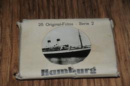 DEUTSCHLAND, HAMBURG, SNAPSHOTS, 25 FOTO'S  / CA. 6 X 9 CM. - Unclassified