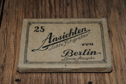 DEUTSCHLAND, BERLIN, SNAPSHOTS, 25 FOTO'S  / CA. 6 X 9 CM. - Unclassified