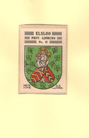 Elsloo Wapenzegel Ca.1925 RYW3130 - Otros
