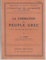 La Formation Du Peuple Grec - Geschiedenis
