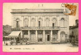 CPA FRANCE 46  ~  CAHORS ~  22  Le Théâtre  ( LL ) - Cahors
