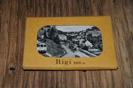 SUISSE  SCHWITZERLAND, RIGI, Snapshots  Instantanés 10 FOTO'S  / CA. 6 X 9 CM. - Unclassified