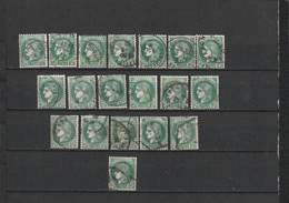 "VRAC FRANCE   "" Oblitérés  "" CERES 1938-41 ""  N°375 - REF 24-24 - Kilowaar (max. 999 Zegels)"