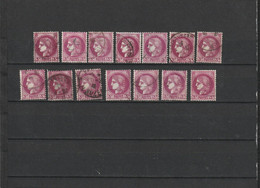 "VRAC FRANCE   "" Oblitérés  "" CERES 1938-41 ""  N°376 - REF 24-24 - Kilowaar (max. 999 Zegels)"