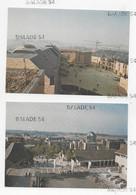 2CPM - Université Catholique De LOUVAIN-la-Neuve - La Place Des Wallons Et La Place Galilée, Horizon Quartier L'Hocaille - Ottignies-Louvain-la-Neuve