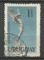 URUGUAY 1959 AEREO  / N° 174 -   Oblitéré N° Yvert & Tellier - Uruguay