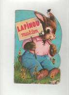 Livret LAPINOU Musicien  J. Lagarde  1968 - Altri Autori