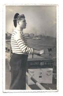 MATELOT - Photo 24/11/1950 à LUDWIGSHAFEN - Warships