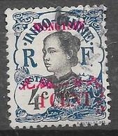 1919 : Timbres D'Indochine De 1919 (Surcharge En Cents) : N°53 Chez YT. (Voir Commentaires) - Oblitérés
