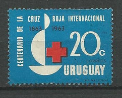 URUGUAY 1964    / N° 717 -   Oblitéré N° Yvert & Tellier - Uruguay