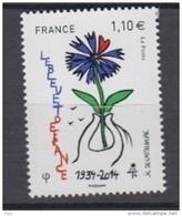 2014-N°4907** BLEUET DE FRANCE - Unused Stamps