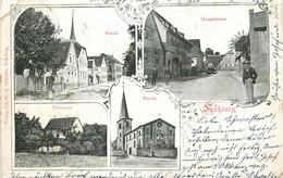 Deutschland - Fulda - Kuetzberg - Gruss Aus Kürberg - Fulda
