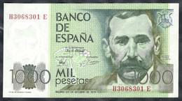 Spain - 1000 Pesetas 1979 - Pick 158 - [ 4] 1975-… : Juan Carlos I