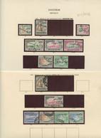 ZANZIBAR, Miscellaneous, Lot From 1964 To 1966  (Lot 758) - 3 Scans - Zanzibar (1963-1968)