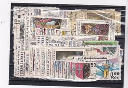 (Kk 6860) Tschechoslowakei, Kpl. Jahrgang 1969, Gest. - Annate Complete