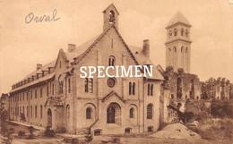 Abbaye N.D. D'Orval - Nouveau Monastère Aille Est @ Forenville Villers-devant-Orval - Florenville