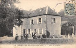 52-LE CHESNOIS-PARTIE DE BALANCOIRE-N°2044-E/0161 - Autres Communes
