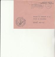 Z1 - Enveloppe Brigade  Gendarmerie  RETIERS  -    En Franchise -- - Bolli Militari A Partire Dal 1940 (fuori Dal Periodo Di Guerra)