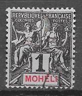 1906 - 07 : Papier Teinté : N°1 Chez YT. (Voir Commentaires) - Oblitérés