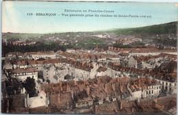25 Besançon - Vue Générale Prise Du Clocher (couleur ) - Besancon