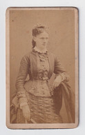 ADEL NOBLESSE MAD. BARONNE  T' SERCLAES De WOMMERSOM / BARONNE Della FAILLE D' HUYSSE GAND 1849 - DEURLE 1889 - Overlijden