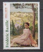 2017-N°5122** F.BAZILLE - Unused Stamps