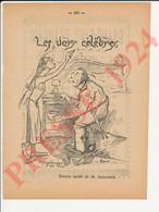 Publicité 1924 Grand Café Français Victor Maillard 1 Rue De La République Troyes Pot De Chambre Dessin Johannot 241/24 - Sin Clasificación