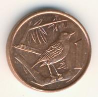 CAYMAN ISLANDS 1996: 1 Cent, KM 87a - Cayman Islands