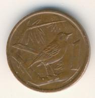 CAYMAN ISLANDS 1990: 1 Cent, KM 87 - Cayman Islands