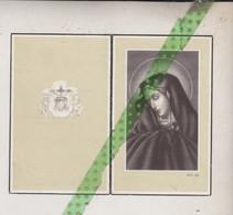 Maria Sophia Henrica D'Hauwer-Van Der Elst, Sint-Martens Bodegem 1884, 1961 - Overlijden