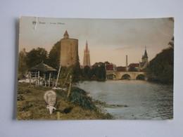 Bruges. Le Lac D'Amour - Brugge
