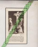 Amedée De Bontridder-Mathys, Paricke 1867, Nederbrakel 1941 - Overlijden