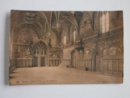 Bruges. L'Hôtel De Ville-La Salle Echevinale - Brugge