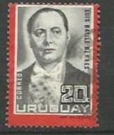 URUGUAY 1966  / N° 742 -   Oblitéré N° Yvert & Tellier - Uruguay