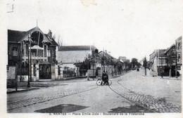 Nantes. Place Emile Zola. Boulevard De La Fraternité. - Nantes