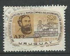 URUGUAY 1967  / N° 759 -   Oblitéré N° Yvert & Tellier - Uruguay
