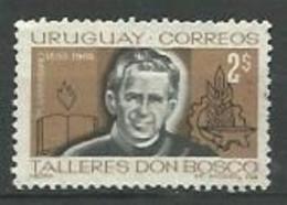 URUGUAY 1968  / N° 769 -   Oblitéré N° Yvert & Tellier - Uruguay