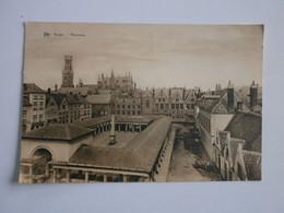 Bruges. Panorama. - Brugge