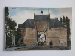 Bruges. La Porte Maréchal - Brugge
