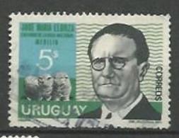 URUGUAY 1971  / N° 809  -   Oblitéré N° Yvert & Tellier - Uruguay