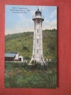 Lighthouse Fisherman's Point Guantanamo Bay   Cuba  > Ref  4631 - Cuba